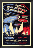 Earth vs^ the Flying Saucers