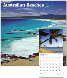 Australian Beaches - 2013 Wall Calendar