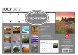 Inspiration - 2013 Academic Desk Pad