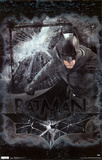 Dark Knight Rises - Batman Poster