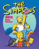 Simpsons - 2013 Daily Planner