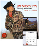 Jim Shockey: Big Game Hunting - 2013 Wall Calendar