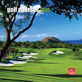 Golf Courses - 2013 Mini Calendar