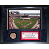 Great American Ballpark Mini Dirt Collage