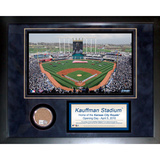 Kauffman Stadium Mini Dirt Collage