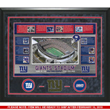 Giants Timeline Turf Collage