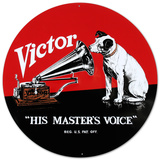RCA Nipper Victor Record Phonograph