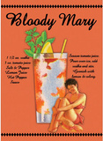 Bloody Mary Drink Recipe Sexy Girl