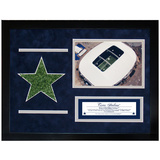 Texas Stadium Aerial Shot Turf Collage