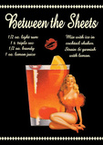 Between the Sheets Drink Recipe Sexy Girl