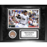 Mark Buehrle Mini Dirt Collage