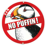 Ande Rooney No Puffin No Smoking