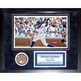 Alfonso Soriano Mini Dirt Collage