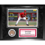 Scott Rolen Mini Dirt Collage