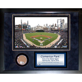 Comerica Field Mini Dirt Collage