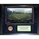 Oakland Athletics Mini Dirt Collage