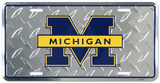 University of Michigan Diamond License Plate