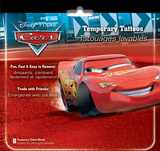 Cars Movie Temporary Tattoos