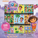 Dora the Explorer TV Stickers Set