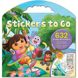Dora the Explorer TV Stickers Set 3