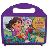 Dora the Explorer TV Stickers Set 2