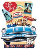 I Love Lucy - On the Road Again TV