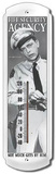 Andy Griffith Barney Fife Security Indoor/Outdoor Thermometer