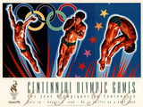 Olympic Diving Atlanta, c.1996
