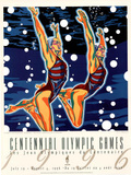 Olympic Synchronized Swimming, c.1996 Atlanta