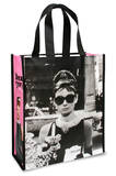 Audrey Hepburn Small Recycled Shopper