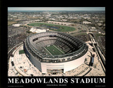 New York Giants New York Jets New Stadium Inaugural Season