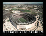 New York Giants New York Jets New Meadowlands Stadium Inaugural Season