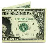 Ron English Half Dollar Tyvek Mighty Wallet