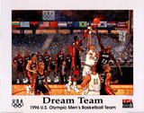 Dream Team, c.1996 U.S. Olympic Men's Basketball Atlanta