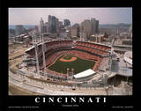 Cincinnati Reds Stadium Opening Game Sports