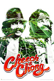 Cheech and Chong Pot Leaves Movie Poster Print