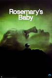 Rosemary's Baby Movie Mia Farrow Poster Print