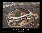 Los Angeles Angels Angel Stadium of Anaheim California Sports