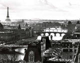 Paris (Skyline) Art Poster Print