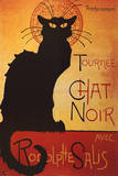 Buy Theophile Steinlen Tournee du Chat Noir Avec Rodolphe Salis Art Print Poster at AllPosters.com