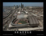Seattle Mariners and Seahawks Stadiums Sports