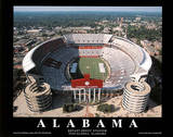 Alabama Crimson Tide Bryant-Denny Stadium NCAA Sports