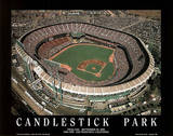 San Francisco Giants Candlestick Park Final Day Sept 30, c.1999 Sports