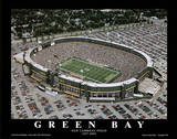 Green Bay Packers Old Lambeau Field, c.1957-2003 Sports