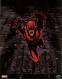 Daredevil Marvel Comics 3-D Lenticular Poster Print