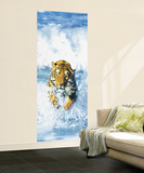 Bengal Tiger Giant Mural Poster Wallpaper Mural