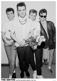 The Smiths Electric Ballroom 1983 Music Poster Print Poster