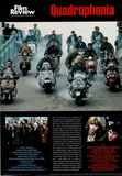 Quadrophenia Film Review Movie Poster Print