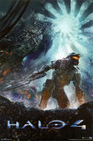 Halo 4 Video Game Poster Print