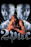 Tupac Shakur Portrait Music Poster Print Giant Poster